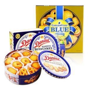 banh danisa banh blue cookies tet food