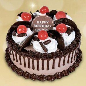 black forest baskin robbins cakes