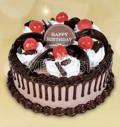 Tremendous Black Forest Baskin Robbins Cakes Cakes Vietnam Baskin Robbins Funny Birthday Cards Online Overcheapnameinfo