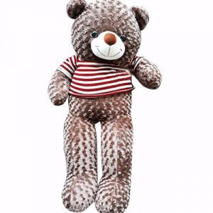 brown teddy bear 160cm