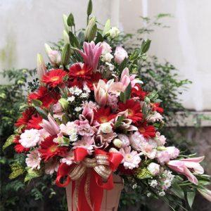 Christmas Flowers 01
