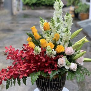 Christmas Flowers 03