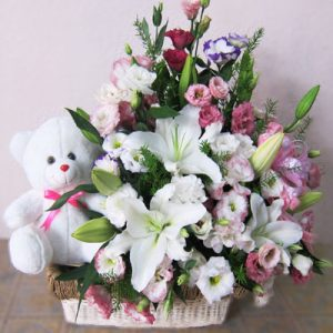 Christmas Flowers 05