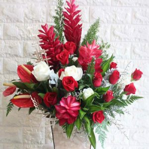 Christmas Flowers 24