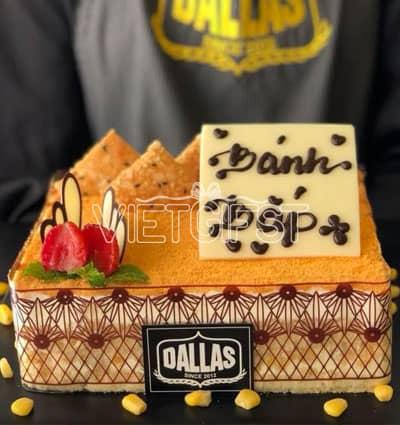 Superb Corn Dallas Cake Cakes Vietnam Dallas Cakes Vietnam Funny Birthday Cards Online Hetedamsfinfo