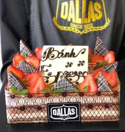 espresso dallas cake
