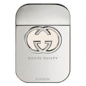 gucci guilty platinum edt