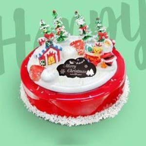 happy journey baskin robbins cake