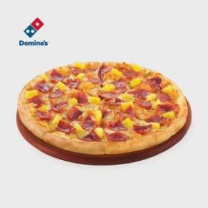 hawaiian dominos pizza