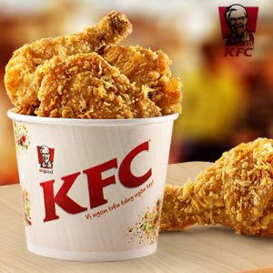 kfc hot and spicy chicken 9pcs
