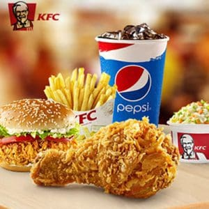 kfc xl meal original recipe chicken