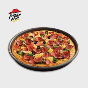 pizza hut super supreme