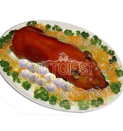roasted pork 8 8 pounds