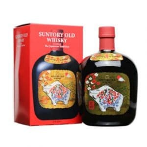 ruou suntory old whisky year of the pig