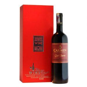 ruou vang carmen gran reserva cabernet sauvignon