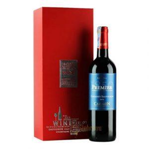 ruou vang carmen premier 1850 cabernet sauvignon
