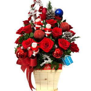 special christmas flowers
