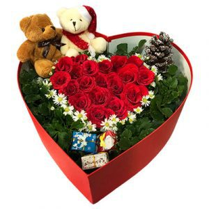 Special Heart Box Xmas 06