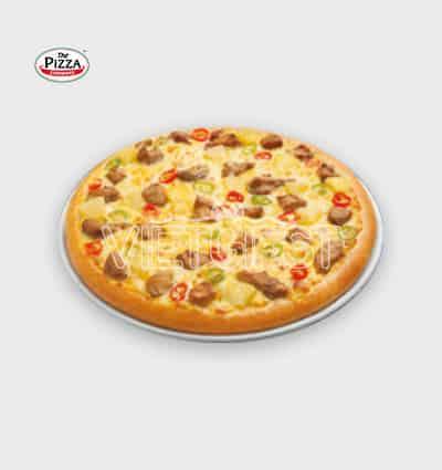 the pizza company chicken caldo