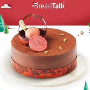 whisky surprize breadtalk xmas cake