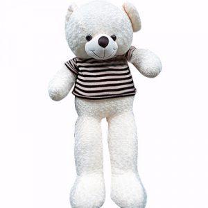 white teddy bear 140cm