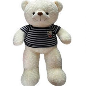 white teddy bear 16 m