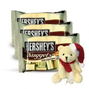 chocolate hersheys nuggets bags