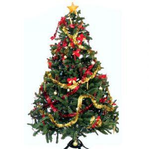 xmas tree 120cm