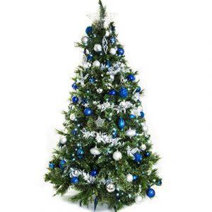 xmas tree 140cm