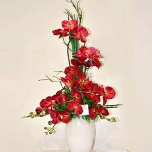 binh hoa vai cao cap