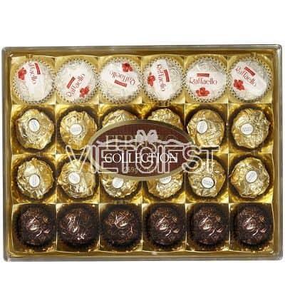chocolate ferrero rocher 24