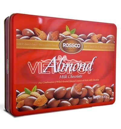 chocolate rossco almond