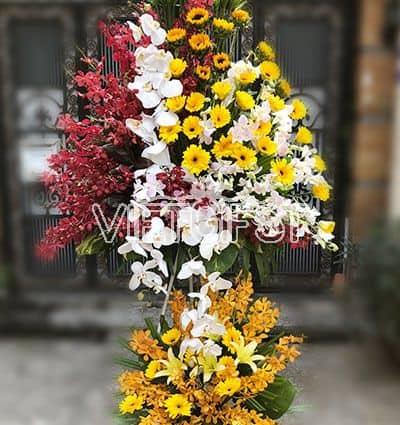 congratulations standing flower 14