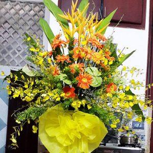 congratulations standing flower 16