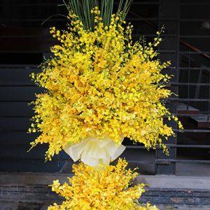 congratulations standing flower 18