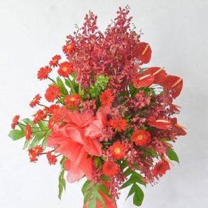 congratulations standing flower 19