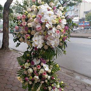 congratulations standing flower 28