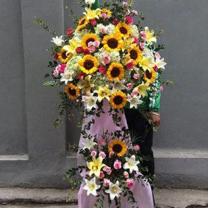 congratulations standing flower 29
