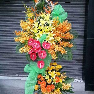 congratulations standing flower 31