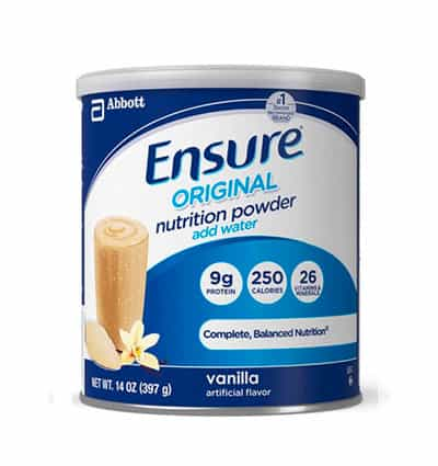 ensure gold 400g