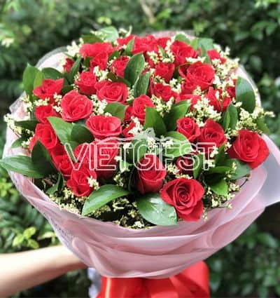 flowers for valentine 01