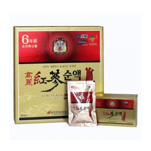 korean red ginseng pocheon