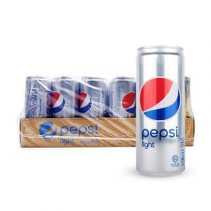 pepsi light thung 24 lon