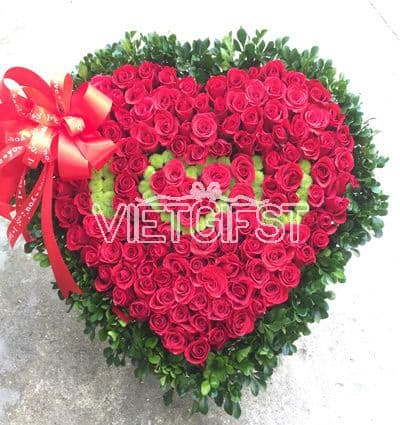special flowers for valentine 01