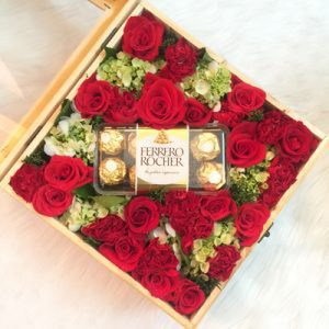 special flowers for valentine 25