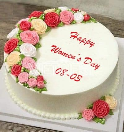Cakes Women Day 10