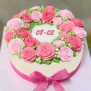 cakes women day 8