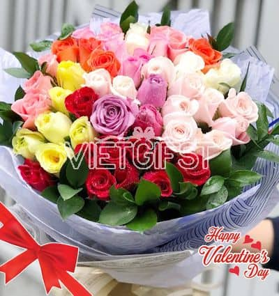 flowers for valentine 43