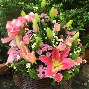 flowers for women day 10