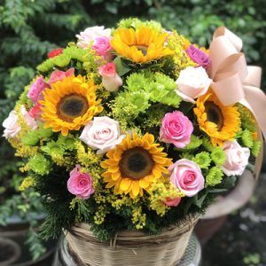 flowers for women day 21